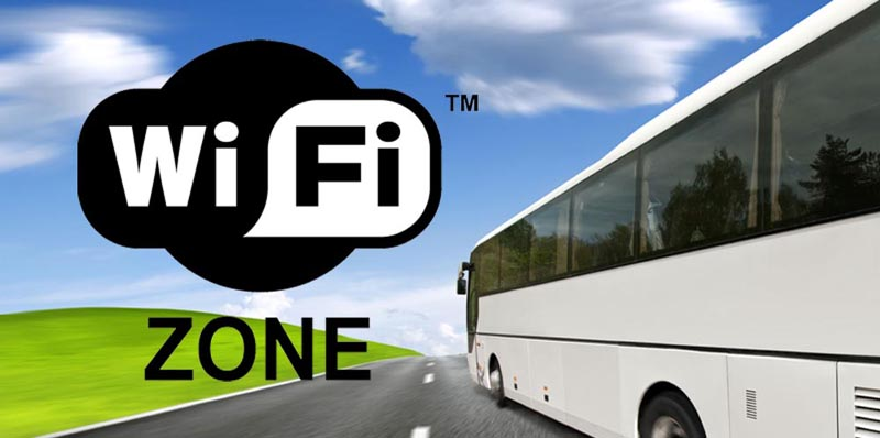 Premium wifi for passengers