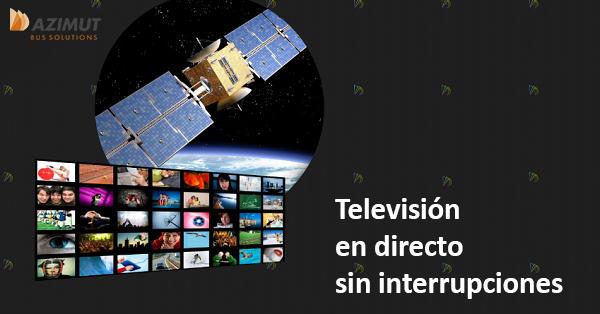 live tv con logo