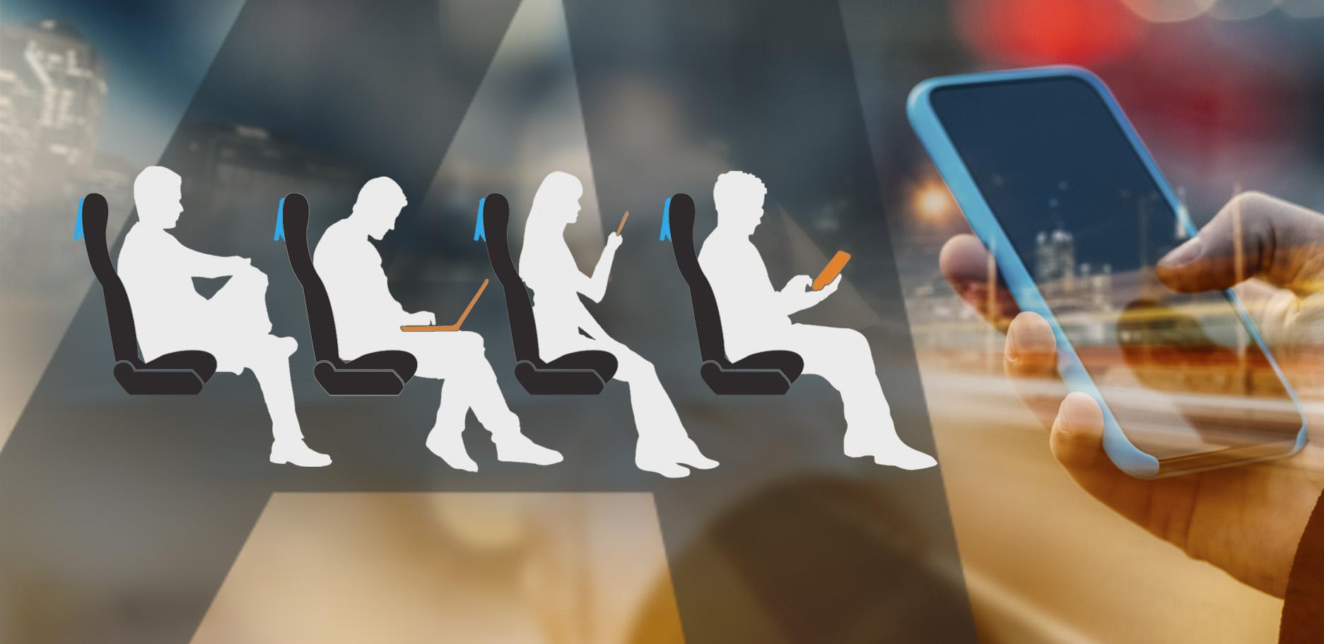 Azimut passengers