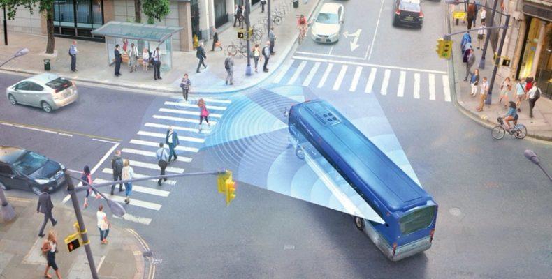 Inteligencia artificial y seguridad para autobuses